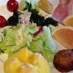 レストラン マエストロ - 朝食ブッフェ