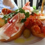 マッシモ・マリアーニ - マッシモ・セットの一皿