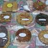 萬平浪漫 - 料理写真:9種類の焼き菓子