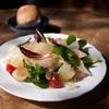 マリの家 - 料理写真:カフェ マリの家 ランチ 生ハムとフルーツのサラダ