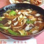 東郷飯店 - 料理写真:東郷麺