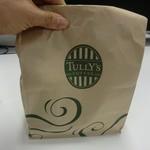 タリーズ コーヒー - テイクアウトの袋