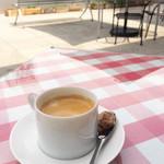 VERANDA - ランチのコーヒー