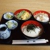 醍醐 - 料理写真:そば御膳 大盛り(950円+150円)