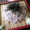 徳平 - 料理写真:ざる(550円)