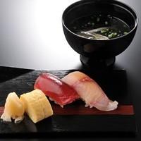 ★★★魅力は何と言っても、<〆がお寿司>のコース!