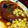 レストラン にんじんはうす - 料理写真:ハンバーグドリア(720円)
