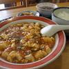 当八軒 - 料理写真:麻婆豆腐定食