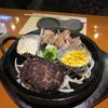 すてぇ~き - 料理写真:焼肉すてぇ~き@大判つくね焼ランチ924円