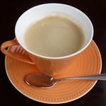 パローネ - ランチ コーヒー