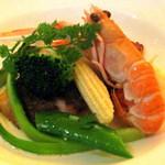 ビストロ クレール - 魚料理
