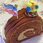 パティスリーコンコルド - ショコラモンブラン 350円。<2012_05>