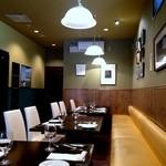 Restaurant AKIOKA - 落ち着き空間