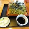 松江 やぶ - 料理写真:ざるそば600円