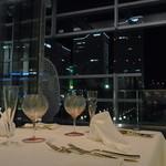 リストランテ ウミリア - 夜風にあたりながらゆったりディナーを・・・。