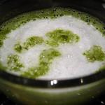 パイプのけむり - 抹茶カプチーノ