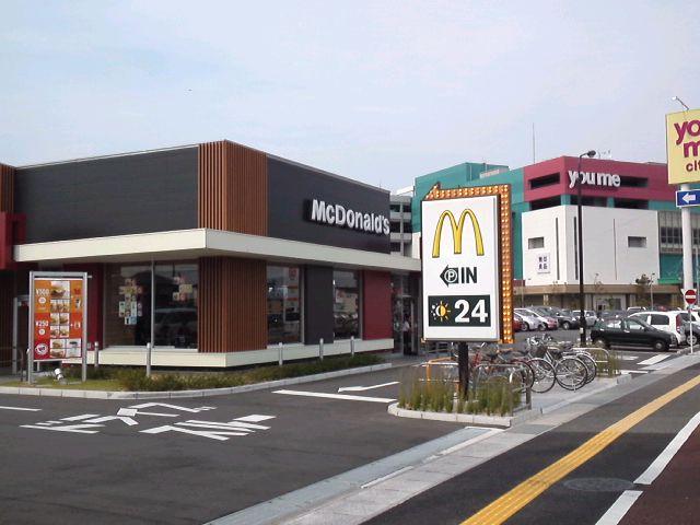 マクドナルド 新下関ゆめシティ店