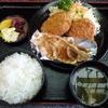 若葉 - 料理写真:日替り定食 \600