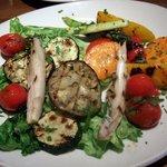 イゾラ ブル - 炭火焼野菜