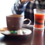 ケーズデリ - 奥がトマトジュース