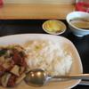 明華飯店 - 料理写真:明華ランチ 750円