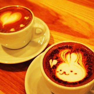 バリスタによる本格カフェ