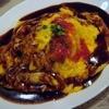 カンパーニュ - 料理写真:オムライスセット