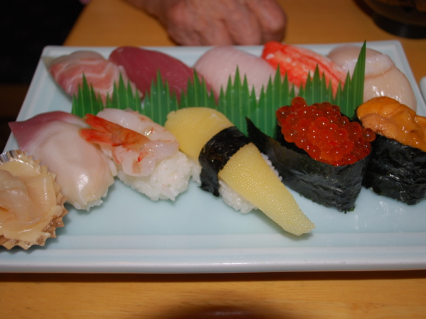 寿司・御食事処 敏