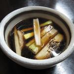 朋 - 『鴨汁 ¥200』
