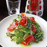 香港食源 - ゴーヤの冷菜