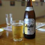 海陽 - 瓶ビール 600円