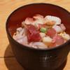 SUSHI-DINING たちばな - 料理写真:セレクトランチのバラちらし