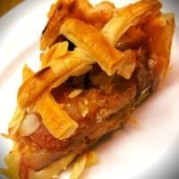 エコファームカフェ 632 - 料理長が丹精こめて作る数量限定の「アップルカスタードパイ」は大人気♩