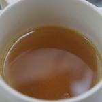 covo - コンソメスープは温かく