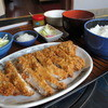 かつ亭 - 料理写真:かつ定食200
