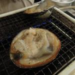 磯丸水産 - ホッキ貝殻焼