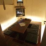 フィオーリア 新宿 アリアブル - 僕たちが入ったお部屋。