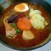 カフェ モコ - 料理写真:チキンスープカレー(辛口)