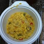 グッドウッドテラス - 2回目5/19ジャマイカフェスティバル2012 アキ&ソルトフィッシュ 800円