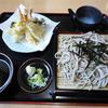 そばの華 - 料理写真:天ざる(1300円)