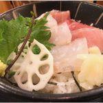 銀八丼 -