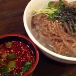 韓韓麺 - 韓つけ麺