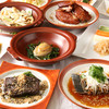 麒麟 - 料理写真:旬の食材を使ったコース料理