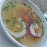 ラ・コリナ - ランチプレート(スープ)