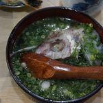 鮨・あつ賀 - あら煮