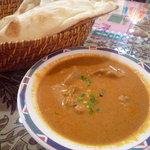 インド・ネパール料理 FULBARI - ランチ チキンカレー¥830