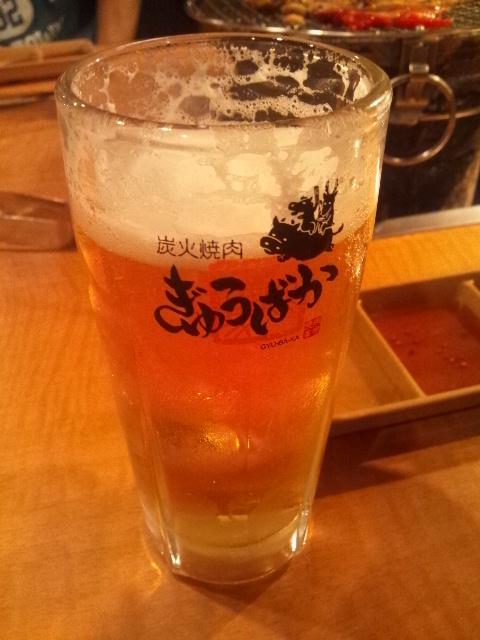 炭火焼肉ぎゅうばか 小松北店