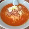 ラーメンハウス立華 - 料理写真:タンタンメン¥680