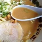 天下一品 - こってりスープ
