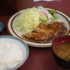 とんかつ叶 - 料理写真:豚ロース生姜焼き定食
